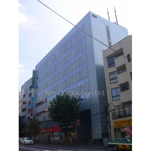 FORECAST早稲田FIRST 新宿区馬場下町の賃貸オフィス